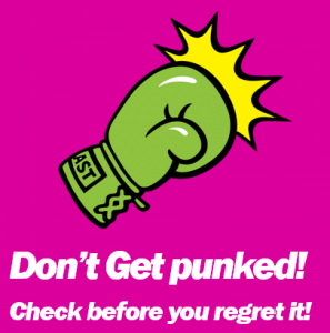 don't get punked