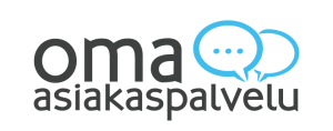 omaasiakaspalvelun logo