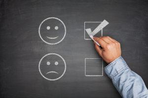 positiiviset arviot ovat yrityksen parasta markkinointia